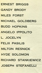 1958 Collector Selects a show artist list