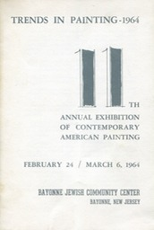 1964 11th Annual Exhib of Contemp Amer Painting