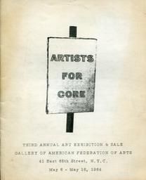 1964 Artists for Core