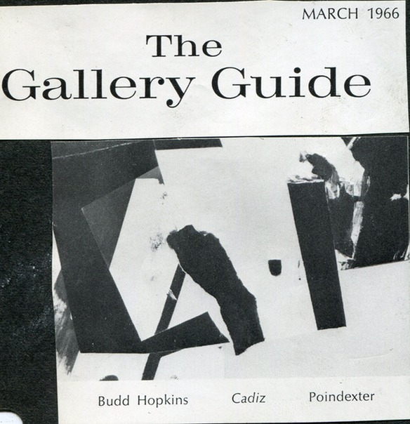 1966.3 The Gallery Guide