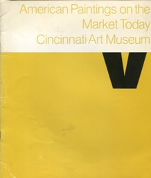 1968 American Paintings on the Market Today