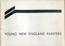 1969 Young New England Painters cover