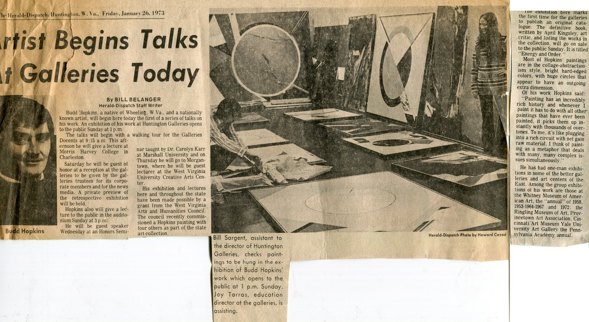 1973 Herald dispatch