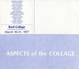 1977 Aspects of the Collage