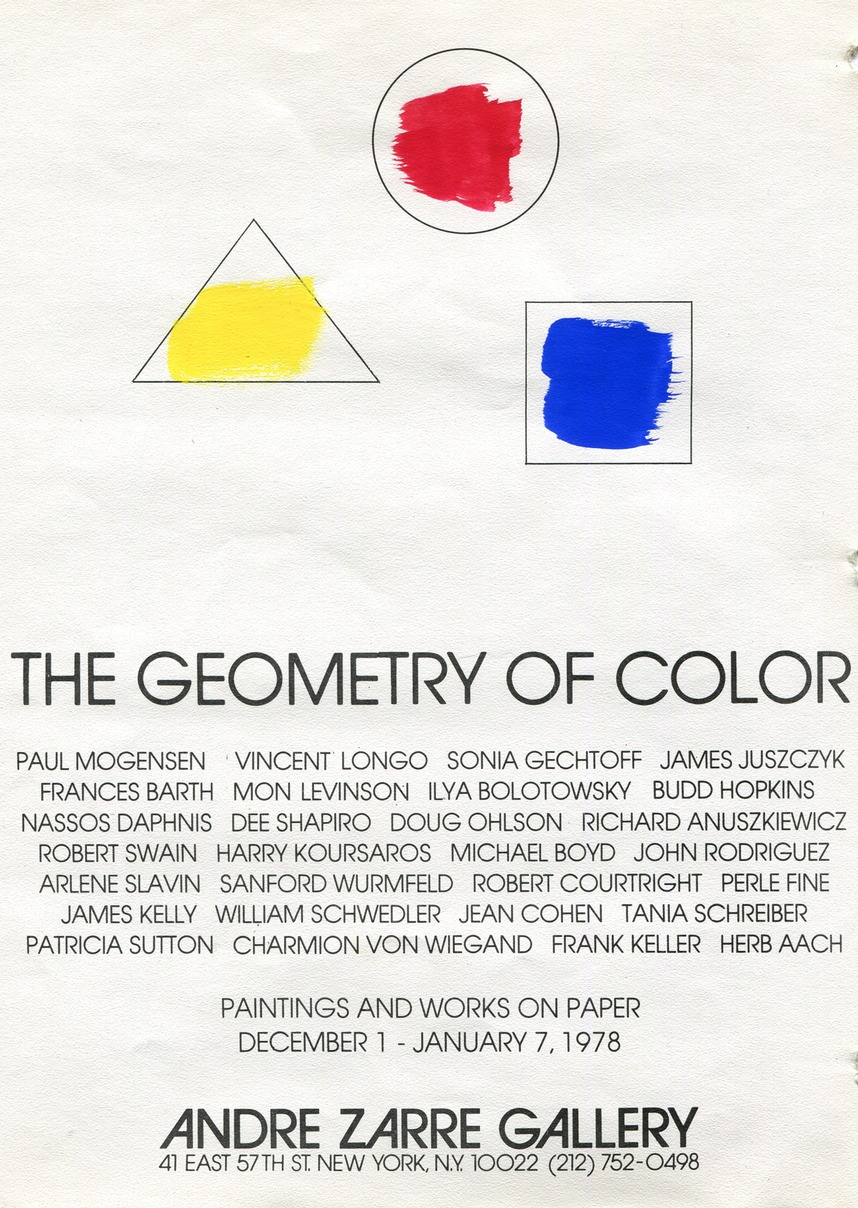 1978 Geometry of Color
