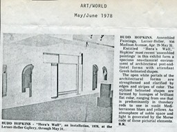1978.6 ART/WORLD