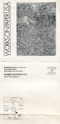 1979 Works on Paper