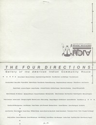 1982 Four Directions