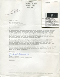 1983 Corcoran Letter