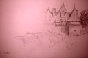 1999 Chateau Drawing 2