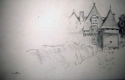 1999 Chateau drawing