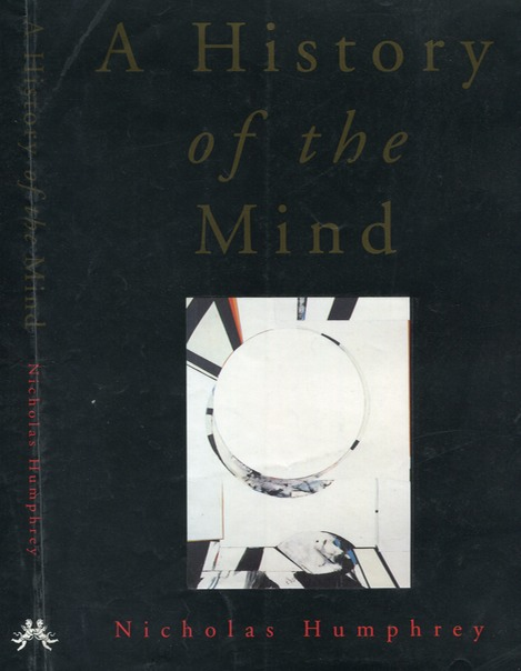 Bookcover HIstory of the mind front