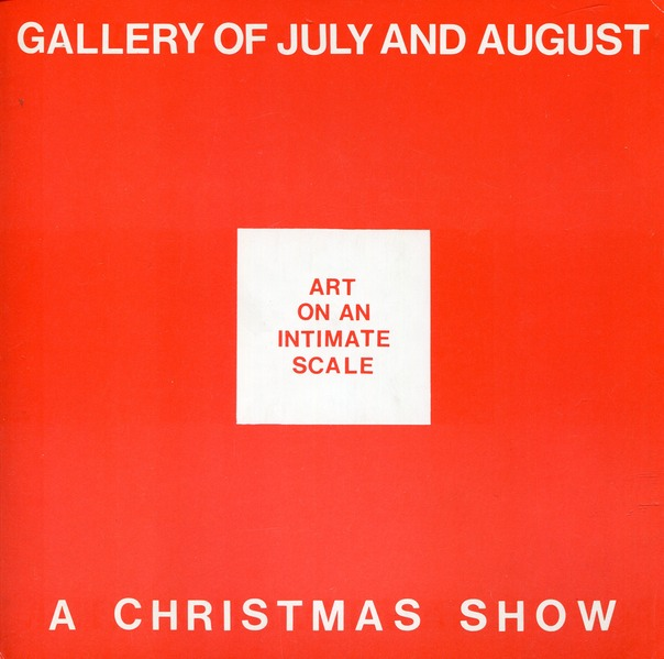 Gallery of July and August